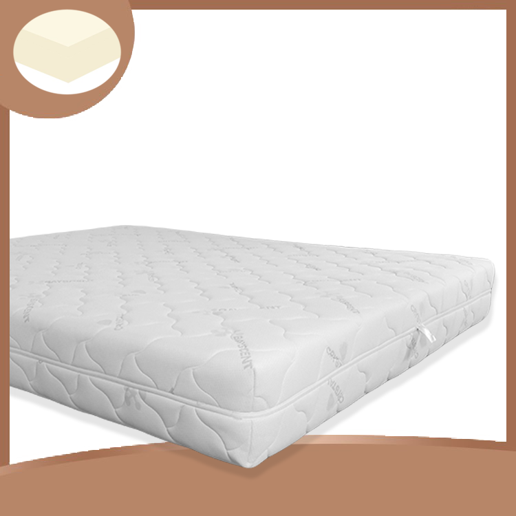 Materasso waterfoam summer sleep una piazza e mezza 120x190x10